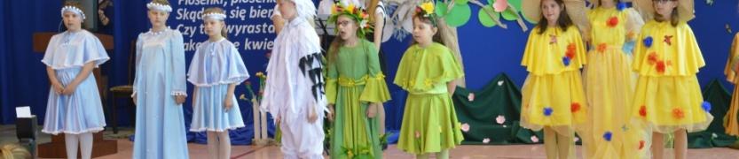 Święto Szkoły im. Marii Konopnickiej w Starym Zakrzewie Kliknięcie w obrazek spowoduje wyświetlenie jego powiększenia